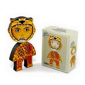 Toy Cabezón Jaguar