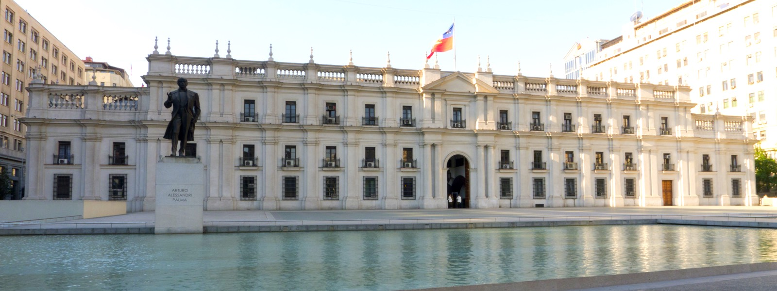 Centro Cultural de la Moneda en Chile